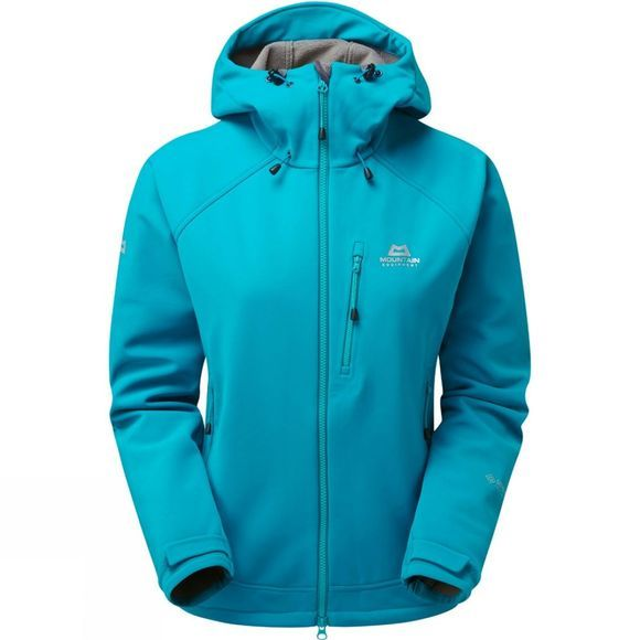 Mountain Equipment ME Womens Vulcan Jacket Tasman Blue