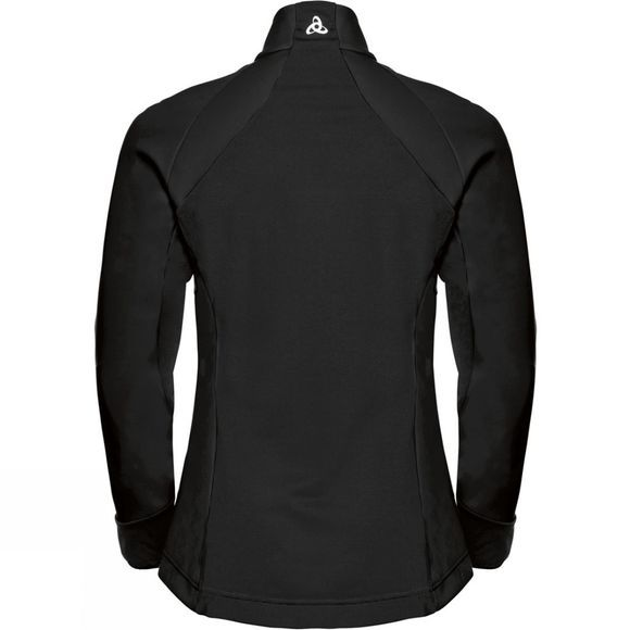 Odlo Womens Nordsetter Softshell Jacket Black