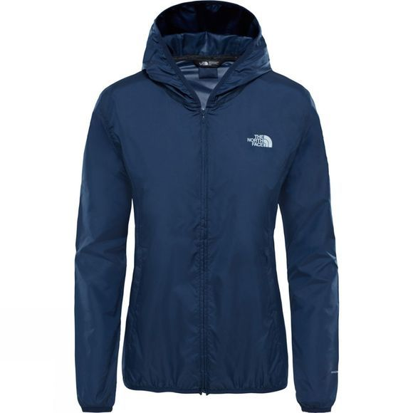 The North Face Womens Tanken Wind Wall Jacket Urban Navy/Urban Navy