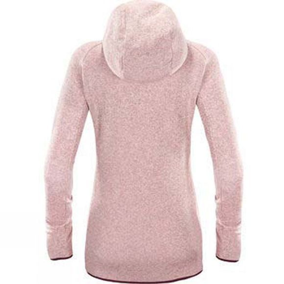 Womens Nimble Hooded Top