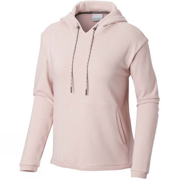 Columbia Womens CSC Bugasweat Hoodie Mineral Pink