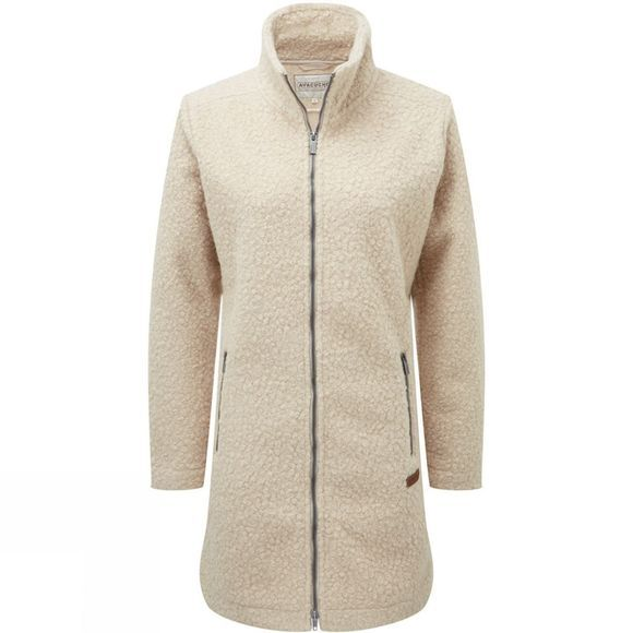 Ayacucho Womens Vienna Coat Natural