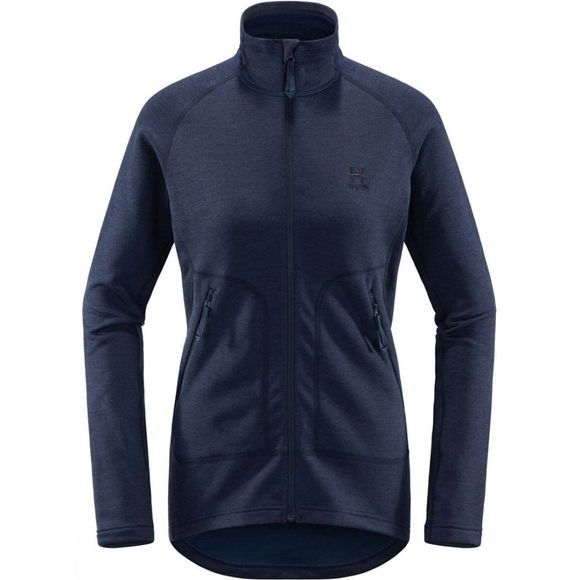Haglofs Womens Heron Jacket Tarn Blue