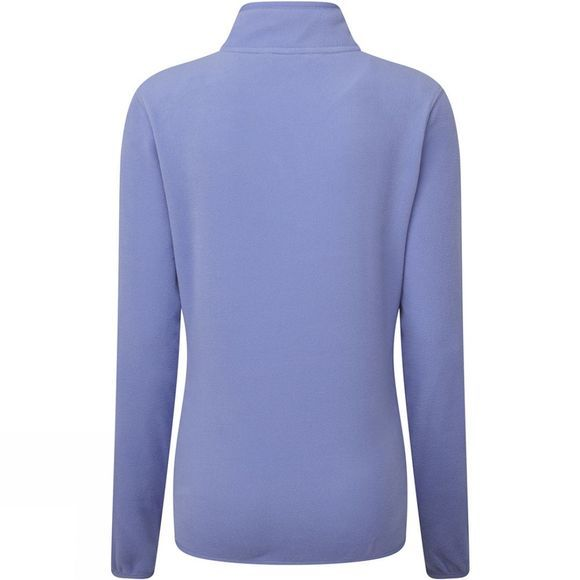 The North Face Women's Cornice 1/4 Zip Fleece Stellar Blue