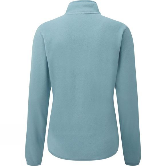 The North Face Women's Cornice 1/4 Zip Fleece Provincial Blue
