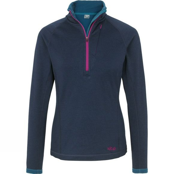 Women's Nucleus Half Zip
