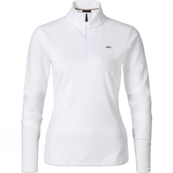 Womens Feel Half Zip
