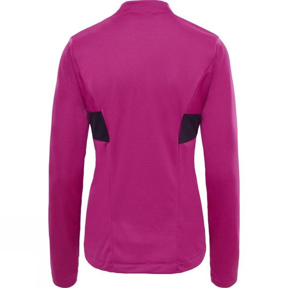 The North Face Infiesto 1/4 Zip Long-Sleeve Shirt Wild Aster Purple