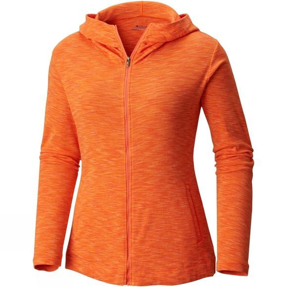 Columbia Womens OuterSpaced Full Zip Hoodie Zing Spacedye