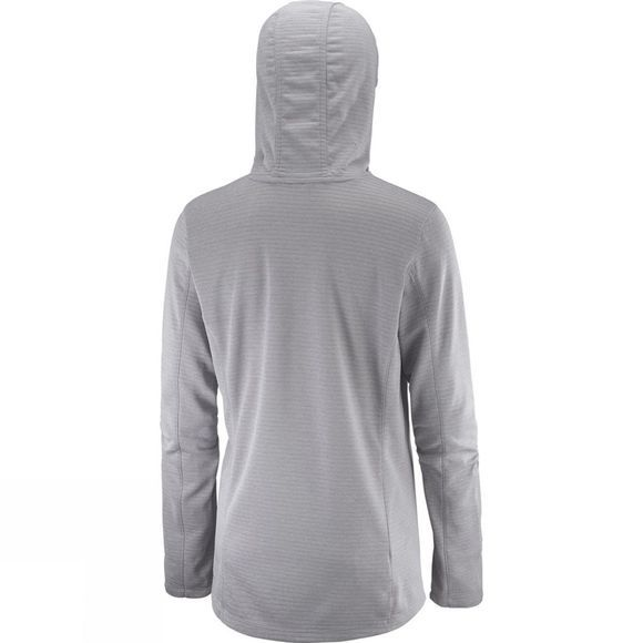 Womens Elevate Long Sleeve Hoodie