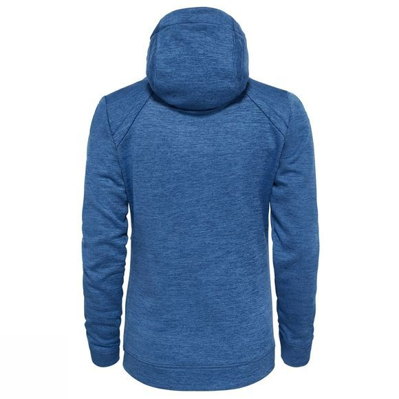 The North Face Women's Kutum Full Zip Hoodie Coastal Fjord Blue