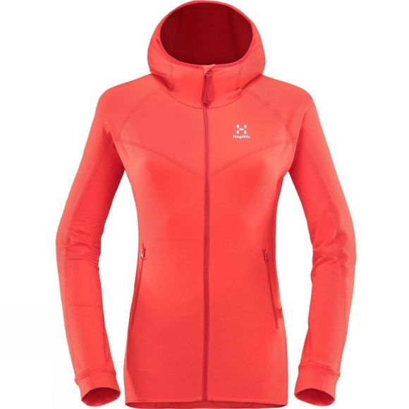 Womens Lithe Hooded Jacket