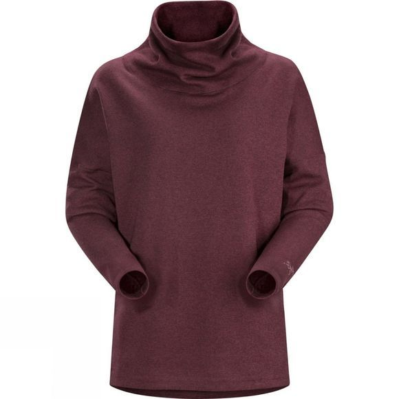 Arc'teryx Womens Laina Sweater Merbau