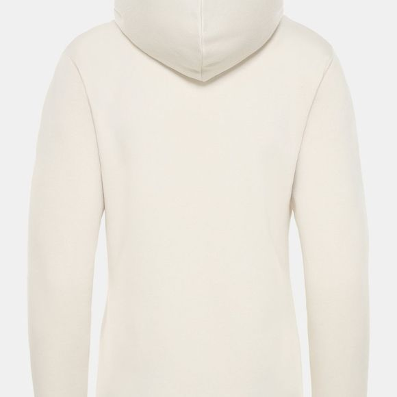The North Face Womens Drew Peak Pullover Vintage White/Tnf Black
