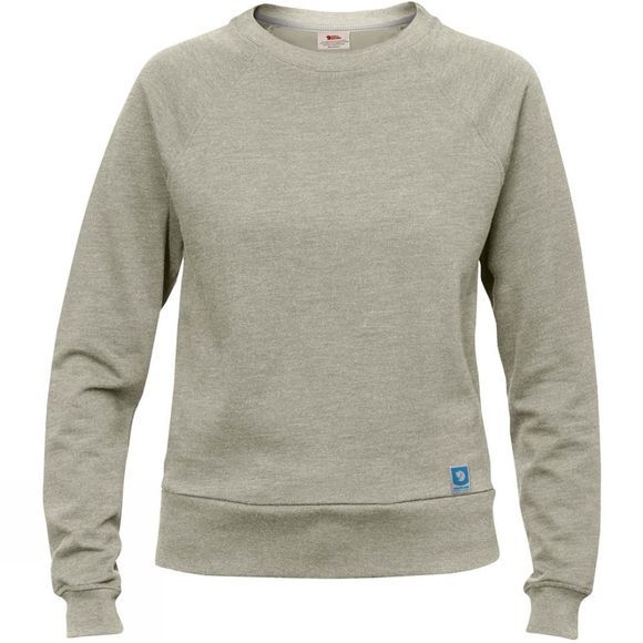 Fjallraven Womens Greenland Sweater Fog