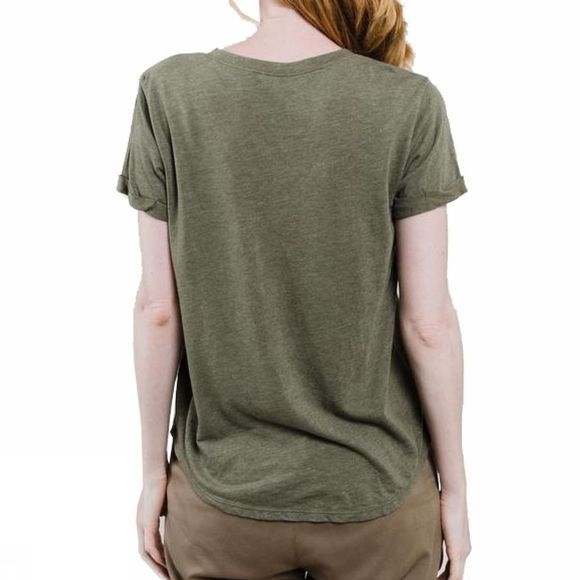 United By Blue Pocket Tee Olive