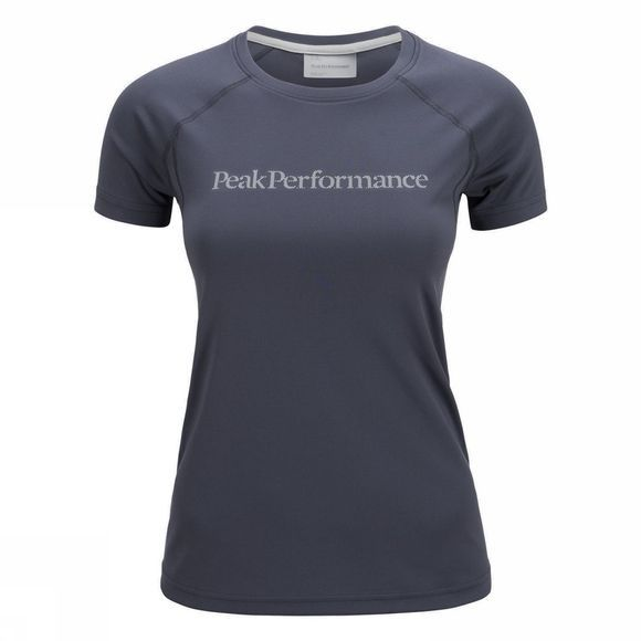 Peak Performance Womens Gallos SS Tee Dark Slate Blue