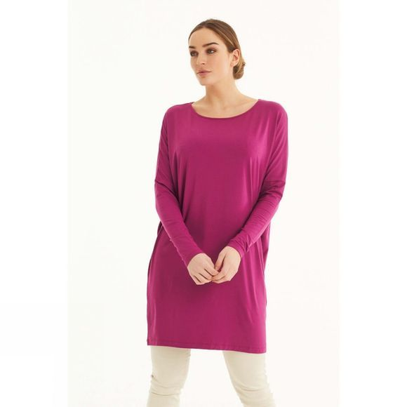 Ilse Jacobsen Womens T-Shirt Tunic Jam