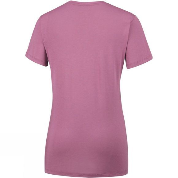 Columbia Womens Lava Lake SS Tee Antique Mauve
