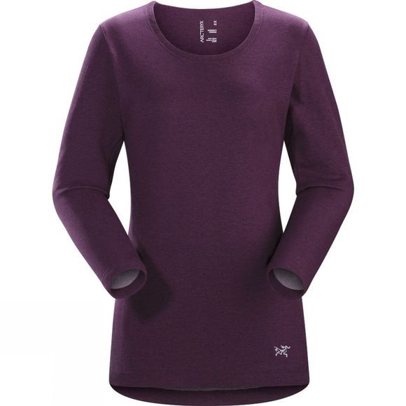 Arc'teryx Sirrus Long Sleeve Top Mandala Heather