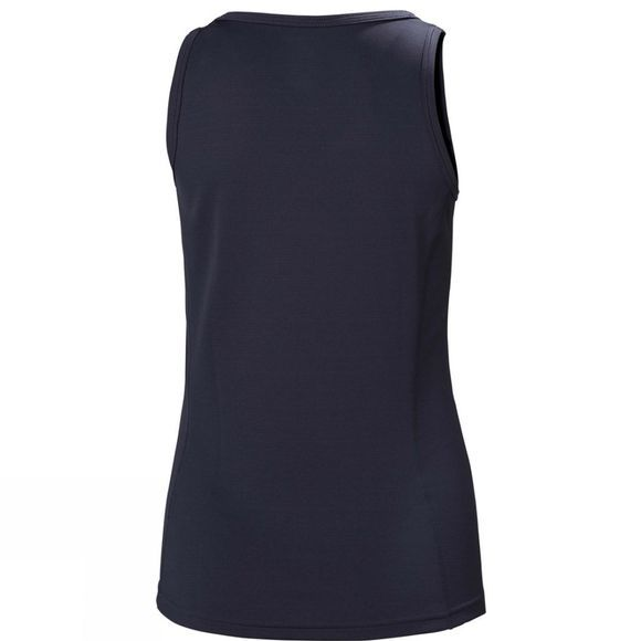 Helly Hansen Womens HH LIFA Active Light Singlet GRAPHITE BLUE