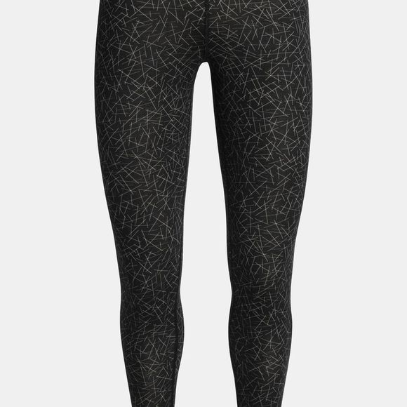 Icebreaker 200 Oasis Leggings Sky Paths Black