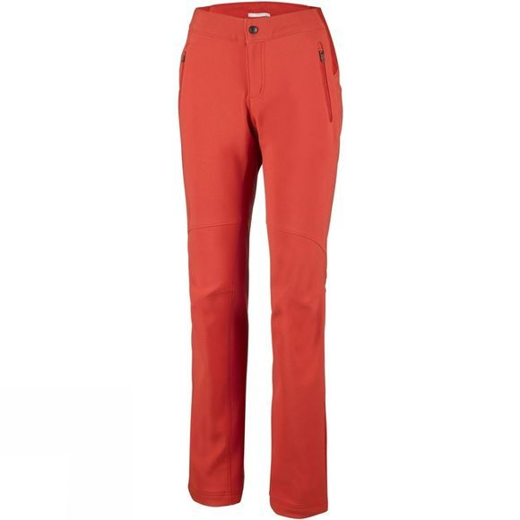 Columbia Womens Back Beauty Passo Alto Heat Pants Sail Red
