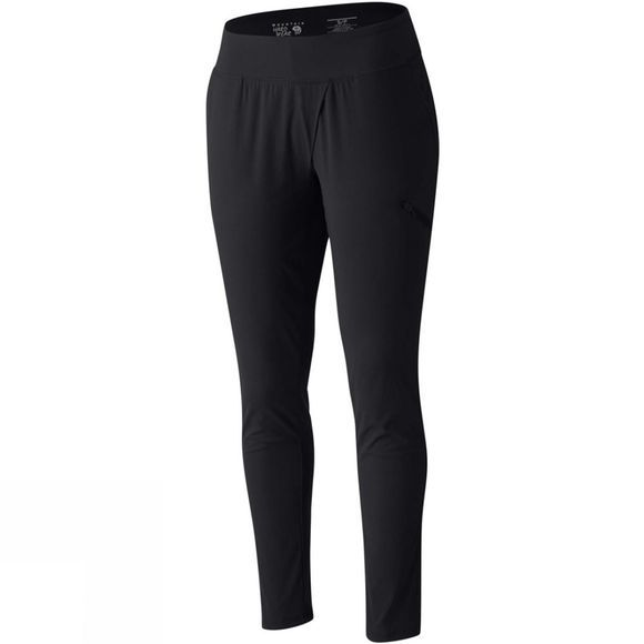 Mountain Hardwear Womens Dynama Ankle Pants Black