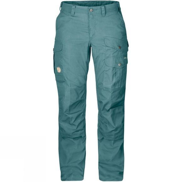 Fjallraven Womens Barents Pro Trousers Frost Green