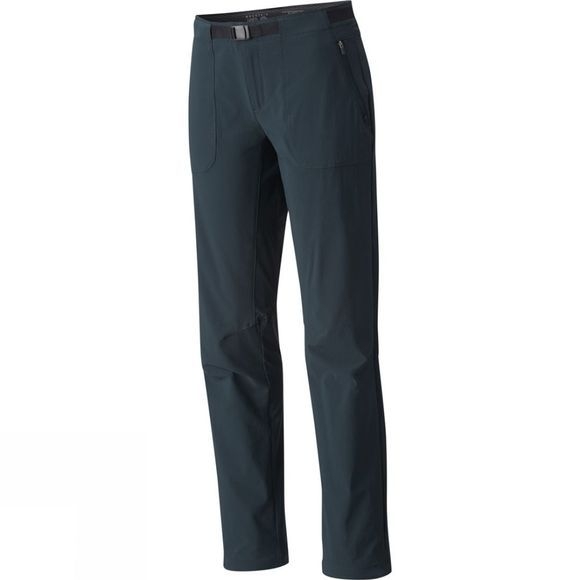 Mountain Hardwear Womens Chockstone Hike Pants Blue Spruce
