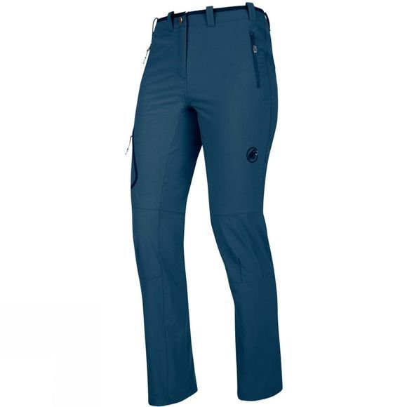 Mammut Womens Runbold Trail SO Pants Jay