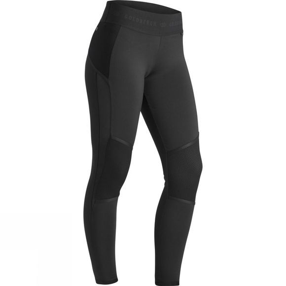 Goldbergh Womens Prairie Tight Black