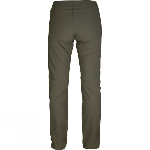 Fjallraven Womens High Coast Trail Trousers Mountain Grey