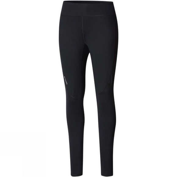 Columbia Womens Titanium OH3D Knit Tights Black