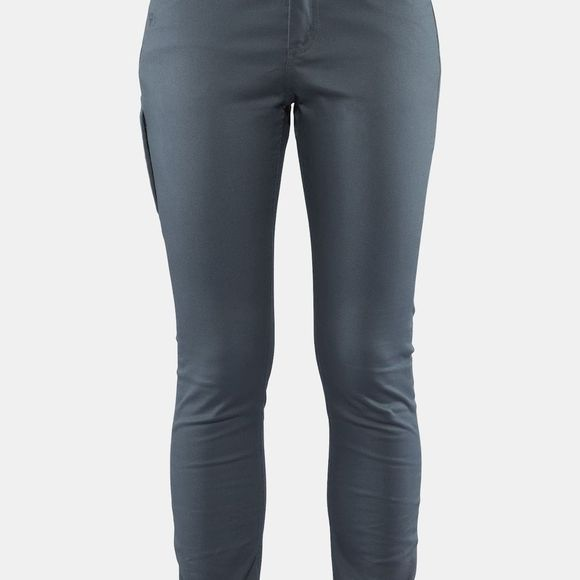 Fjallraven Womens High Coast Stretch Trousers  Dusk