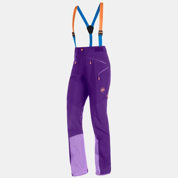 Mammut Womens Nordwand Pro Pants Dawn