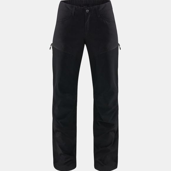 Haglofs Womens Mid Flex Pant True Black Solid