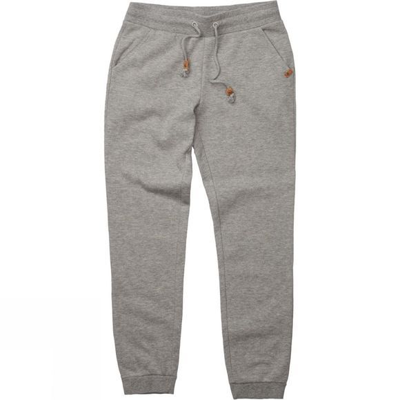 Tentree Womens Bamone Sweatpant Hi Rise Grey Heather