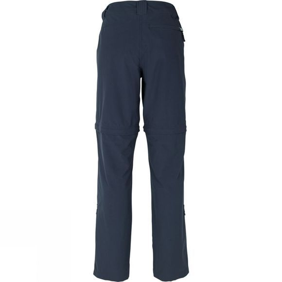 The North Face Women's Green Lake Zip Off Trousers Urban Navy