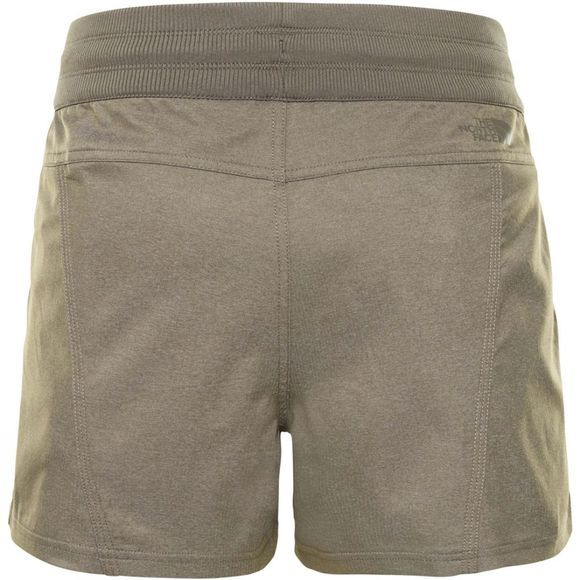 The North Face Womens Aphrodite 2.0 Short New Taupe Green Heather