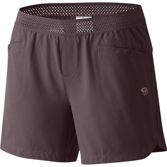 Mountain Hardwear Womens Right Bank Scrambler Shorts Deep Lichen