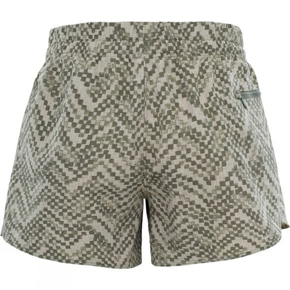 The North Face Womens Class V Shorts  Four Leaf Clover Chevron Print