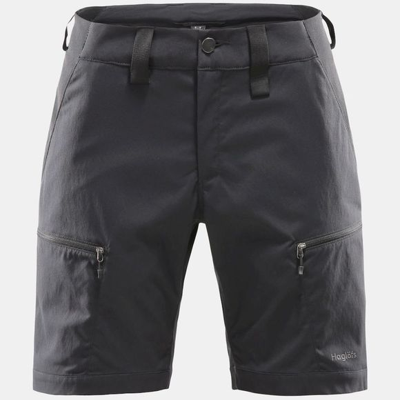 Haglofs Womens Mid Fjell Shorts True Black