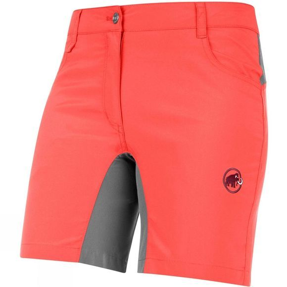 Mammut Womens Runbold Light Shorts Barberry