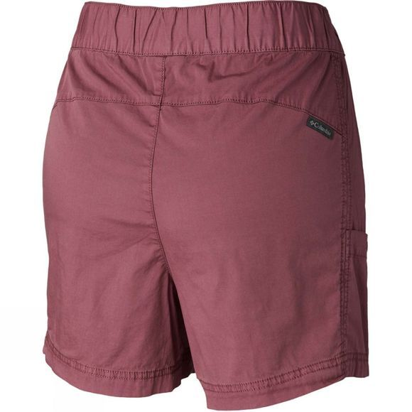 Columbia Womens Elevated Shorts Antique Mauve
