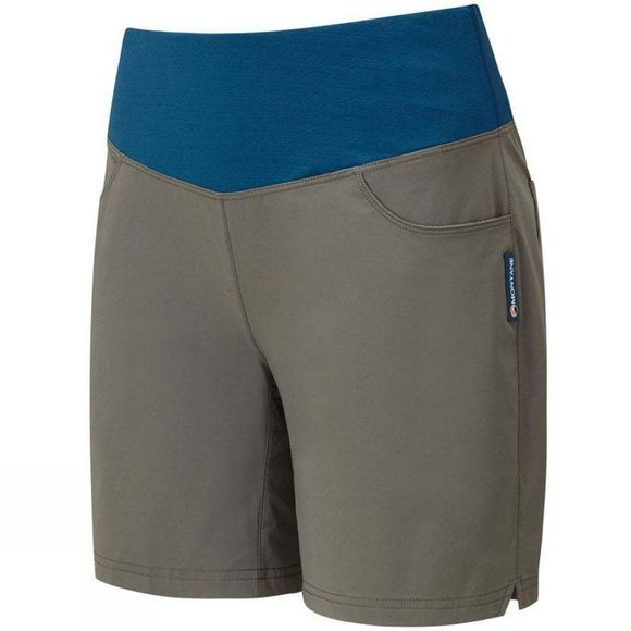 Montane Womens Cygnus Shorts Shadow