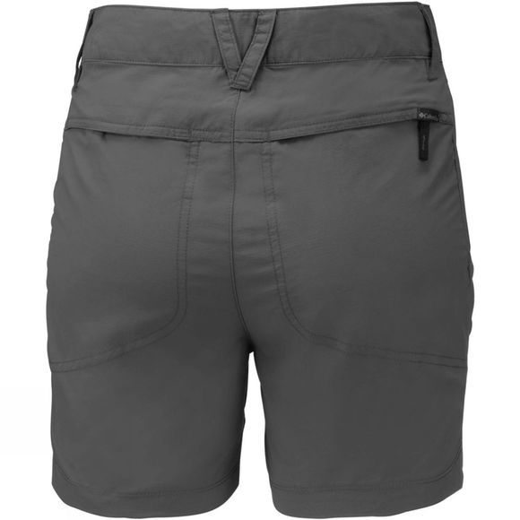 Columbia Womens Silver Ridge 2.0 Short Grill