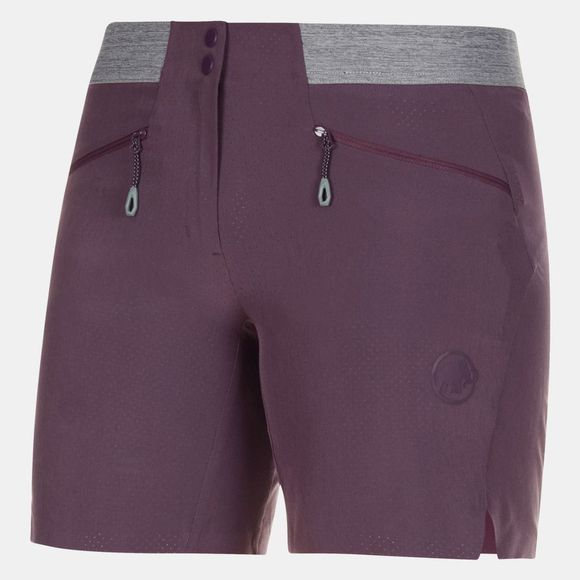 Mammut Womens Sertig Shorts Galaxy