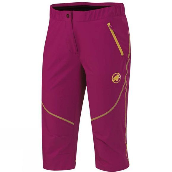 Mammut Womens Togira 3/4 Pants Radiance