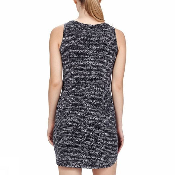 Icebreaker WMNS YANNI TANK DRESS WINDSTORM Black Heather